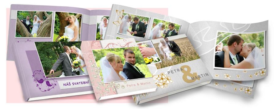 18 - Svatební fotoknihy
